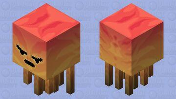 Ghast me enoja de Facebook  (1) Minecraft Mob Skin