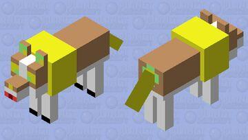 Yamper Minecraft Mob Skin