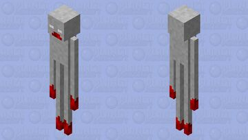 SCP 096 By AwersomeDude Minecraft Mob Skin