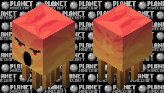Ghast me enoja de Facebook (2) Minecraft Skin