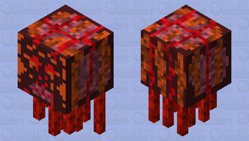 ´mostruo gas Minecraft Mob Skin