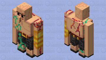 Vigllin Brute Minecraft Mob Skin
