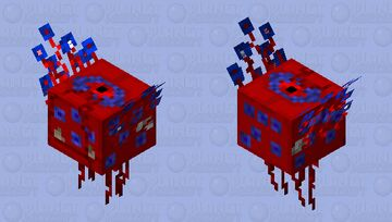 strEYEder Minecraft Mob Skin