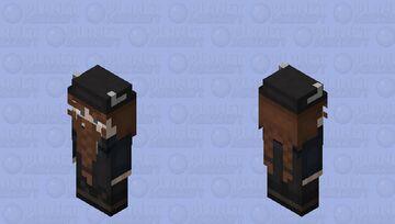 Dwarf Minecraft Mob Skin
