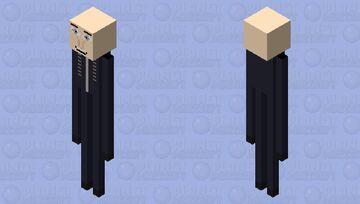 Gru - Despicable Me Minecraft Mob Skin