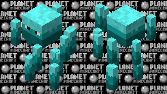 freezing blaze Minecraft Skin