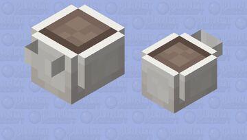 Coffee Mug Minecraft Mob Skin