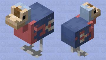 Trey the Explainer. Minecraft Mob Skin