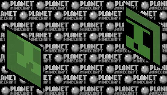 Paper Slime Minecraft Skin