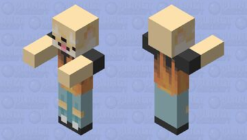 the ultimate doge | PMCRP Minecraft Mob Skin