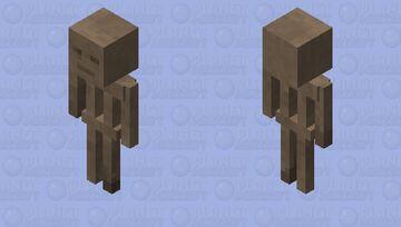 Mannequin Minecraft Mob Skin