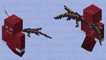 Imp Minecraft Mob Skin