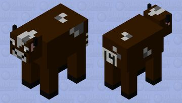 Cowy the Minecraft Plushie Minecraft Mob Skin