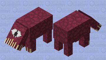 nether abomination Minecraft Mob Skin