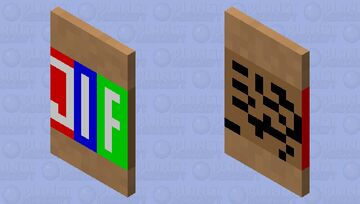 jif peanutbutter pbj snack bar jif jif jif Minecraft Mob Skin