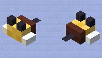 Tiny Bee 2.0 Minecraft Mob Skin