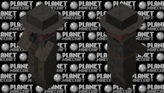 Village plague doctors Minecraft Skin