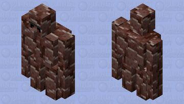 Ancient Golem Minecraft Mob Skin