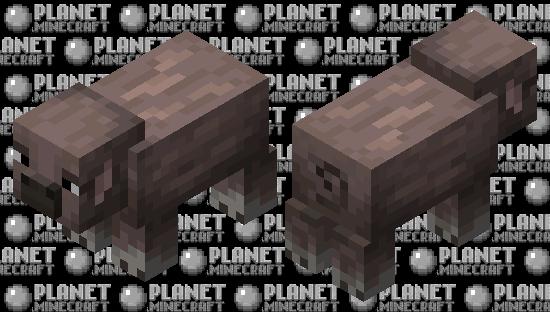 motteld pig (minecraft earth) Minecraft Skin