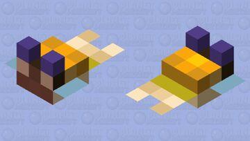 Cursed Pufferfish Small Minecraft Mob Skin