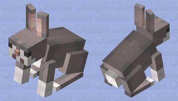 ImMoonLord ~ rabbit Minecraft Mob Skin
