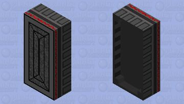Altar of Sacrifice (bed) Minecraft Mob Skin