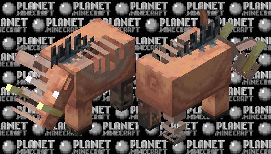 zoglin Minecraft Skin