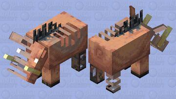 zoglin Minecraft Mob Skin