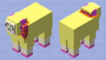 Willow: Animal Crossing New Horizons! Minecraft Mob Skin