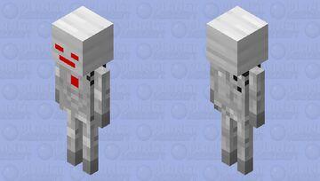Robot Minecraft Mob Skin