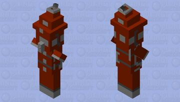 Bassoon Minecraft Mob Skin