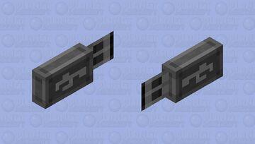 USB Flash Drive Minecraft Mob Skin