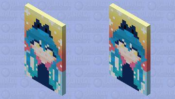 Aoba - Dramatical Murder Minecraft Mob Skin