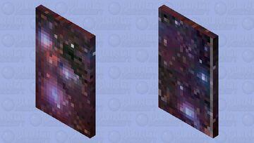 Cape Of The Stars Minecraft Mob Skin