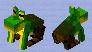 Bullfrog Minecraft Mob Skin