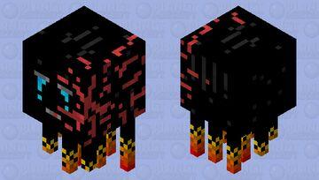Mutated because of darkness Minecraft Mob Skin