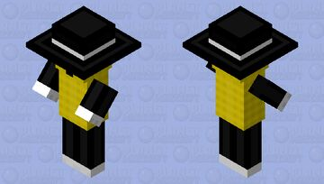 Baby nut (This meme isn't even good but people seem to like it so hey I guess I can get some diamonds) Minecraft Mob Skin
