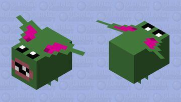 A weird goblin [CE] Minecraft Mob Skin