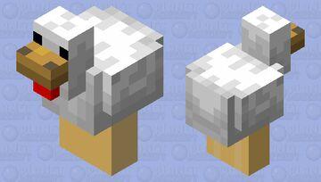 T h i c c Minecraft Mob Skin