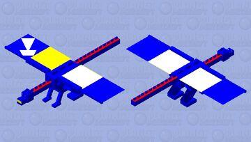 Flying Circus (Enderdragon) Minecraft Mob Skin