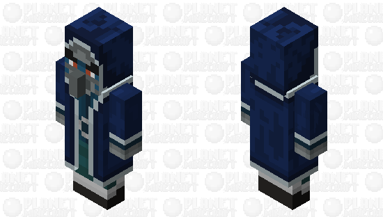 IceLoger(for dungeons and the next votation of minecraft)(v.2) Minecraft Skin