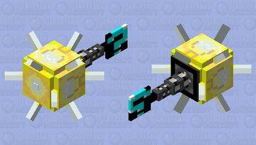 BadIdea Minecraft Mob Skin