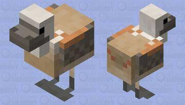 Velociraptor Minecraft Mob Skin