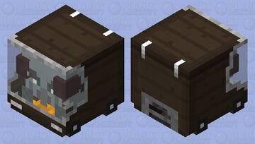 pillager pillaging vehicle Minecraft Mob Skin