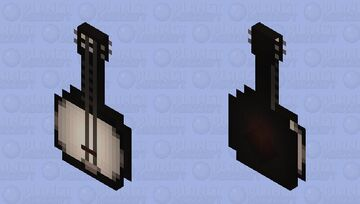 Banjo Minecraft Mob Skin