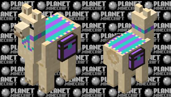 Kawaii Llama Minecraft Skin