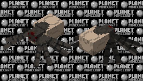 giant tick Minecraft Skin