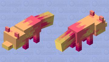 Mozilla Firefox Minecraft Mob Skin