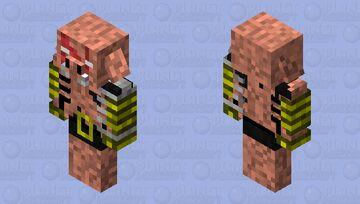 brute_piglin 4 Minecraft Mob Skin