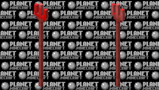 Devil's Trident Minecraft Skin